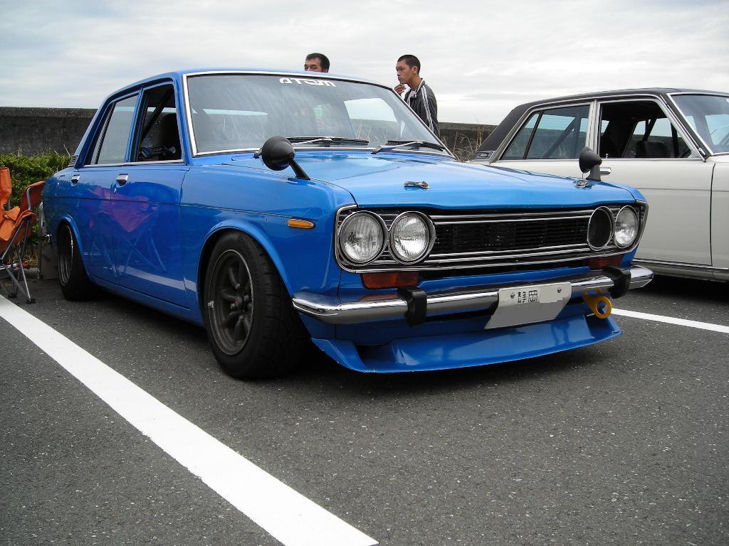 100 Nissan Datsun Jdm Old Parked Cars 1982 Datsun